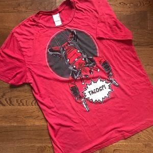 Men's Marvel Deadpool T-shirt